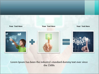 Emergency Button PowerPoint Template - Slide 22