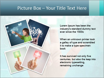 Emergency Button PowerPoint Template - Slide 23