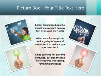 Emergency Button PowerPoint Template - Slide 24