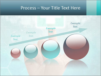 Emergency Button PowerPoint Template - Slide 87