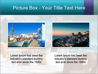 Cafe With Sea View PowerPoint Templates - Slide 18