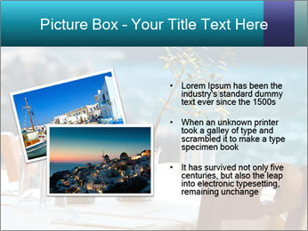 Cafe With Sea View PowerPoint Templates - Slide 20