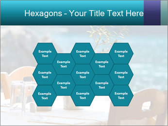 Cafe With Sea View PowerPoint Templates - Slide 44