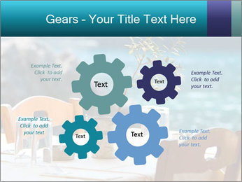 Cafe With Sea View PowerPoint Templates - Slide 47