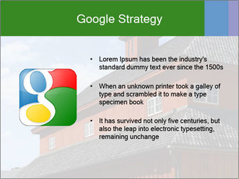 Museum Building PowerPoint Template - Slide 10