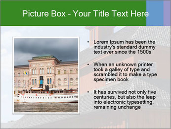 Museum Building PowerPoint Templates - Slide 13