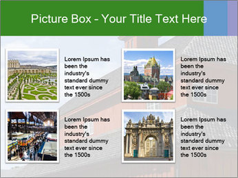 Museum Building PowerPoint Templates - Slide 14