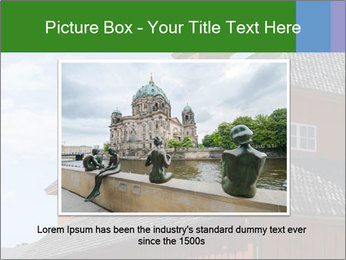 Museum Building PowerPoint Templates - Slide 15