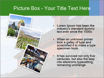 Museum Building PowerPoint Templates - Slide 17