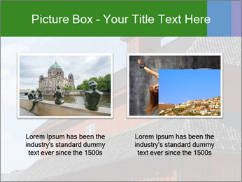 Museum Building PowerPoint Templates - Slide 18