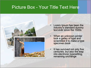 Museum Building PowerPoint Template - Slide 20