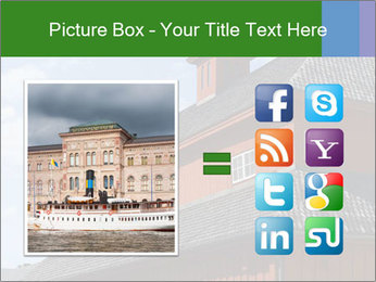 Museum Building PowerPoint Template - Slide 21