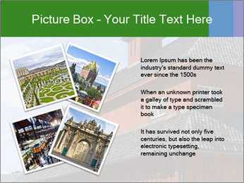 Museum Building PowerPoint Template - Slide 23