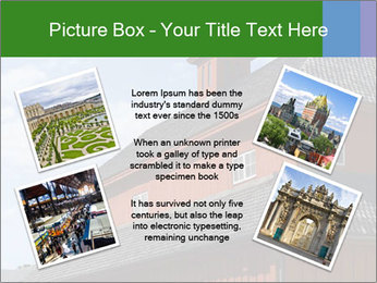 Museum Building PowerPoint Templates - Slide 24