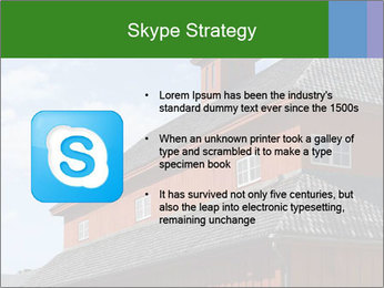 Museum Building PowerPoint Template - Slide 8
