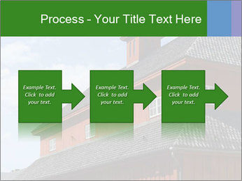 Museum Building PowerPoint Template - Slide 88