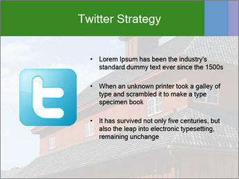Museum Building PowerPoint Templates - Slide 9