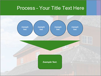 Museum Building PowerPoint Template - Slide 93