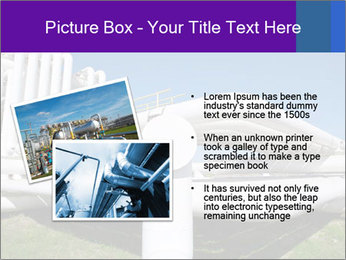 White Pipes PowerPoint Template - Slide 20