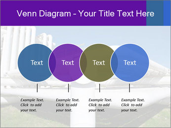 White Pipes PowerPoint Template - Slide 32