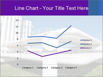 White Pipes PowerPoint Template - Slide 54