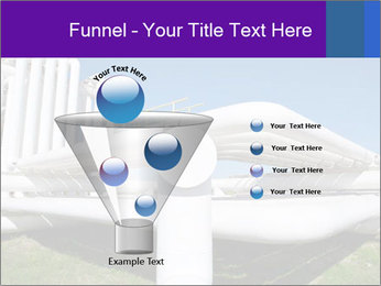 White Pipes PowerPoint Template - Slide 63