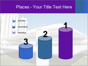 White Pipes PowerPoint Template - Slide 65