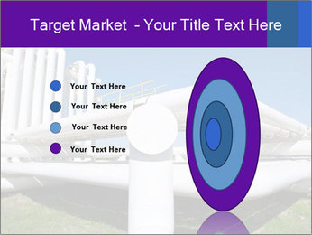 White Pipes PowerPoint Template - Slide 84