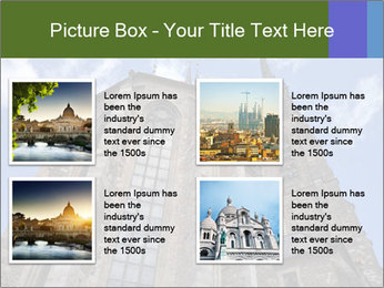 Blue Sky And Church PowerPoint Template - Slide 14