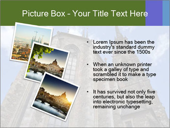 Blue Sky And Church PowerPoint Template - Slide 17