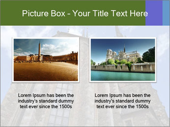 Blue Sky And Church PowerPoint Template - Slide 18