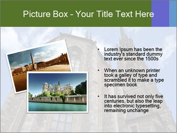 Blue Sky And Church PowerPoint Template - Slide 20