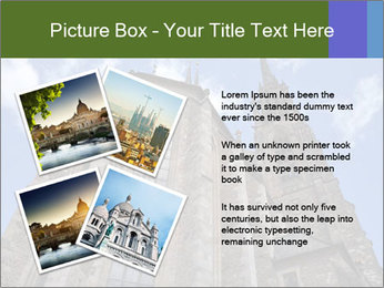 Blue Sky And Church PowerPoint Template - Slide 23