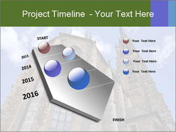 Blue Sky And Church PowerPoint Template - Slide 26