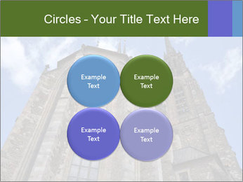 Blue Sky And Church PowerPoint Template - Slide 38