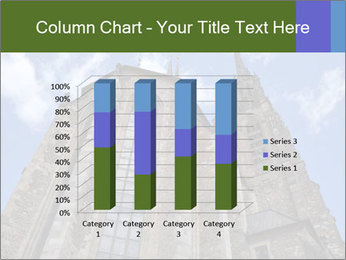 Blue Sky And Church PowerPoint Template - Slide 50