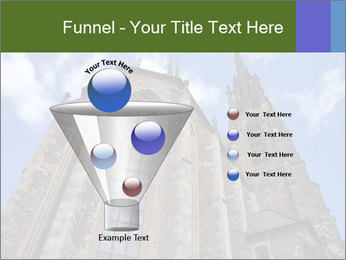 Blue Sky And Church PowerPoint Template - Slide 63