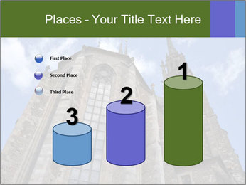 Blue Sky And Church PowerPoint Template - Slide 65