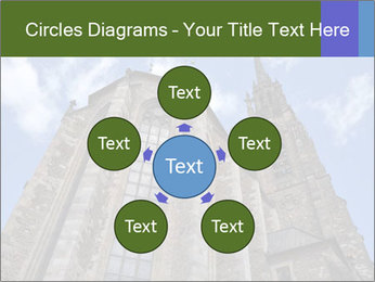 Blue Sky And Church PowerPoint Template - Slide 78