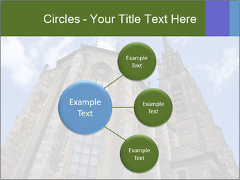 Blue Sky And Church PowerPoint Template - Slide 79
