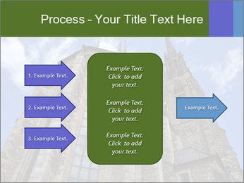 Blue Sky And Church PowerPoint Template - Slide 85