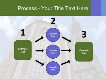 Blue Sky And Church PowerPoint Template - Slide 92
