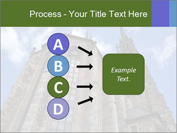 Blue Sky And Church PowerPoint Template - Slide 94