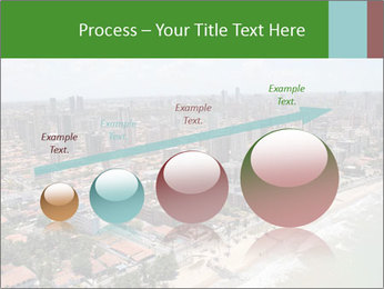 Air View of Brazil PowerPoint Templates - Slide 87