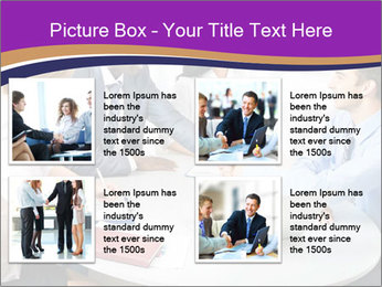 Business Coalition PowerPoint Template - Slide 14