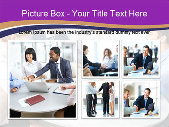 Business Coalition PowerPoint Template - Slide 19