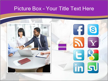 Business Coalition PowerPoint Template - Slide 21