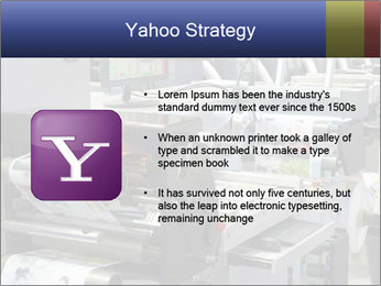 Offset Machine PowerPoint Templates - Slide 11
