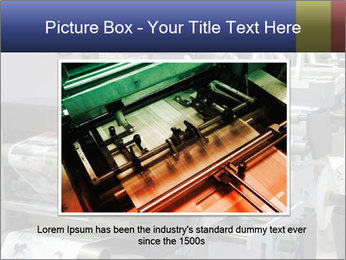 Offset Machine PowerPoint Templates - Slide 15