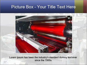 Offset Machine PowerPoint Templates - Slide 16